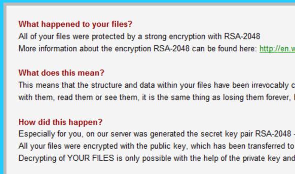 TeslaCrypt(vvvウイルス)によって暗号化されたファイルの復号手順メモ