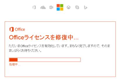 ご注意!!OFFICEのプロダクトキーが不正コピーされています。フィッシングサイトメモ