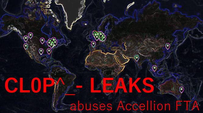 CL0PによるAccellion FTAの脆弱性利用事件メモ